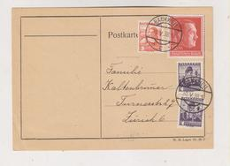 GERMANY,AUSTRIA 1938 RANKWEIL  Postcard - Allemagne