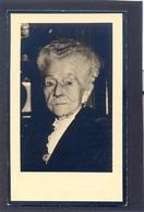 Madam Vve Henri Deweert-Desmet. Née à Ostende 1856 Et Décédée 1958 - Devotieprenten
