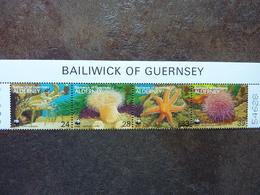 1993  Endangered Species     SG = 56 / 59    ** MNH - Alderney