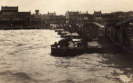 DPT 14 ARROMANCHES-LES-BAINS Port De La Libération 1944 Perspective Du Large Sur La Digue - Arromanches