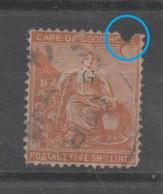 Griqualand, Used, 1878 (5) - Südafrika (...-1961)