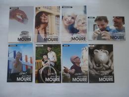 MONTPELLIER (34) : Elections MUNICIPALES Du 23 Et 30 Mars 2014 - Lisre Jean-Pierre MOURE - LOT De 8 CPM - Montpellier