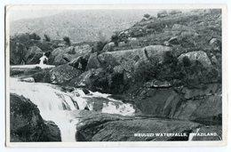 Mbuluzi Waterfalls , Swaziland - Swasiland