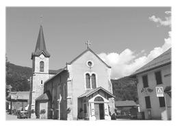 SAINT-JEAN-DE-SIXT - L'église Saint-Jean-Baptiste - Autres Communes