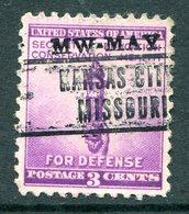 USA Precancel - Missouri - Kansas City (see Description) - Precancels