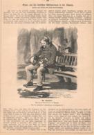 472 Schweiz Deutscher Hilfsverein Artikel Mit 2 Bildern 1878 !! - Other