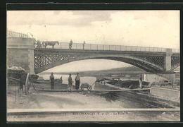 CPA Ris-Orangis, Le Pont - Ris Orangis