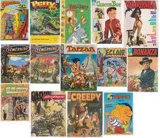 Lot 14 Magazines 1960-70 - Magazines Et Périodiques