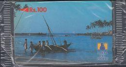Sri Lanka - GPT 2SRLB Fishing Boat - Mint - Sri Lanka (Ceylon)