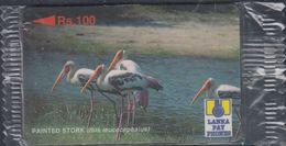 Sri Lanka - GPT 21SRLA Painted Stork - Mint - Sri Lanka (Ceylon)