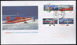 Australia - AAT #L128-131 - FDC - FDC