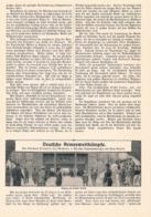 484 Berlin Armeewettkampf Sport Soldaten Artikel Mit 6 Bildern 1914 !! - Police & Military