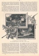 487 Andreas Hofer Sandhof Sankt Leonhard Artikel Mit 3 Bildern 1899 !! - Italy