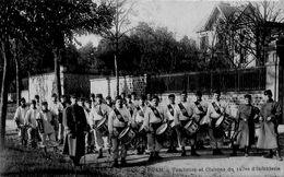 Sedan 147 Infanterie Tambours Et Clairons Ar101 - Sedan