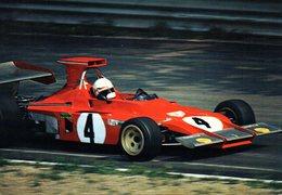 MOTOR RACING - AUTOMOBILISMO - FORMULA UNO - FERRARI 312 B-3 - N 3/267 - Grand Prix / F1