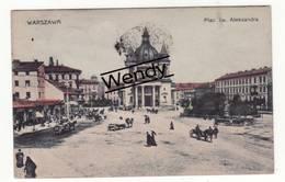 Warszawa (Plac Sw. Aleksandra) - Poland