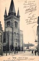 Belgique - Ypres - L' Eglise St Pierre - Edit. Hoffmann N° 4334 - Ieper