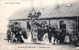 France - 70 - Ballon De Servance - Restaurant En Hiver - France