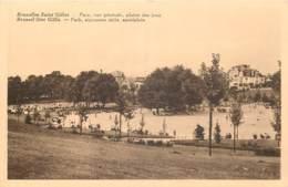 St-Gilles - Parc De St. Gilles - Plaine Des Jeux - St-Gilles - St-Gillis
