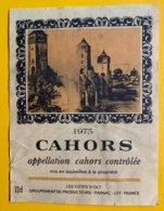 13904 - Cahors 1975 Les Cotes D'Olt - Cahors
