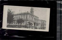 7 X 14 Cm Carte Postale En L Etat Sur Les Photos New York Hotel De Ville - Autres Monuments, édifices