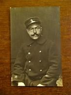 Antieke FOTO --postkaart   1916  Gesigneerd  Waarschijnlijk  DUITSLAND - Trenes