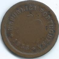Portuguese Guinea - 1933 - 10 Centavos - KM2 - Scarce - Guinea