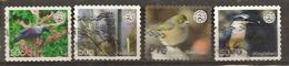 Nouvelle Zelande New Zealand 200- Oiseaux Birds Obl - Used Stamps