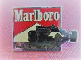 Marlboro World Championship Team - F1