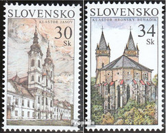 Slowakei 558-559 (kompl.Ausg.) Postfrisch 2007 Heimat - Ungebraucht