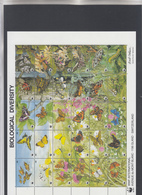 Biological Diversity / WWF - Papillons