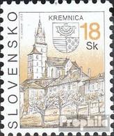 Slowakei 448 (kompl.Ausg.) Postfrisch 2003 Freimarke: Städte - Ungebraucht