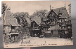 REF 399 : CPA 14 HOULGATE Chalet G Ménier - Houlgate