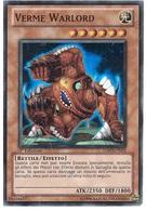 VERME WARLORD 1° EDIZIONE 1996 - Yu-Gi-Oh