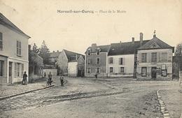 Mareuil-sur-Ourcq - Place De La Mairie - Autres Communes