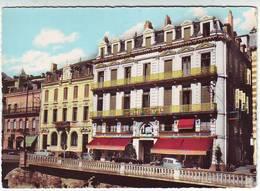 19. TULLE . HOTEL CONTINENTAL . LA PAYS CORREZIEN Par MICHEL . VOITURES . Editeur MICHEL - Tulle