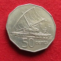 Fiji 50 Cents 1982 KM# 36 - Fiji