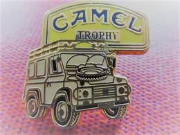 Camel Trophy (Arthus Bertrand) - Rallye