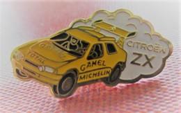 Camel - Citroën ZX - Total - Michelin - Rallye