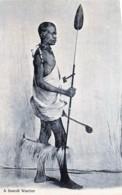 Somalie - A Somali Warrior - Somalia