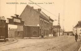 """Malines - Nekkerspoel - Fabrique De Conserves """" Le Soleil """" - Mechelen"""