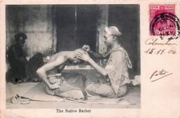 Sri-Lanka - Ceylon - The Native Barber - Sri Lanka (Ceylon)