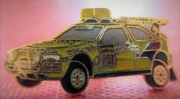 Camel - Paris-Dakar 1991 - Citroën Sport - Total - Michelin - Rallye