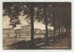 CASALE MONFERRATO - STAZIONE FERROVIARIA VIAGGIATA    FG - Alessandria