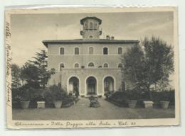 CHIANCIANO - VILLA POGGIO ALLA SALA -VIAGGIATA FG - Siena