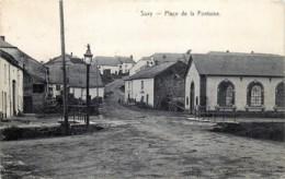 Chiny - Suxy - Place De La Fontaine - Chiny