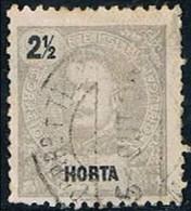 Horta, 1897, # 13, Used - Horta