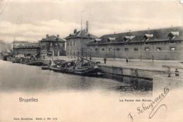 Bruxelles - La Ferme Des Boues - Nels Série 1 N° 179 - Maritiem