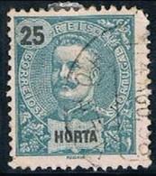 Horta, 1897, # 18, Used - Horta