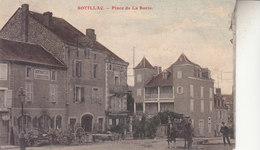 SOUILLAC  PLACE DE LA BORIE - Souillac